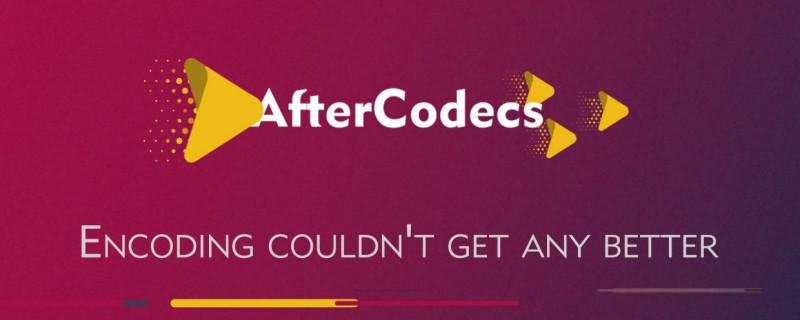 中文汉化AE/PR/AME插件-特殊编码加速输出渲染插件 AfterCodecs v1.9.6 Win破解版插图