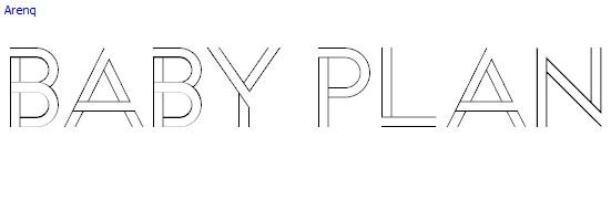 28款创意英文文字字体 打包合集 免费下载插图8