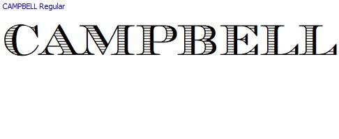 28款创意英文文字字体 打包合集 免费下载插图10