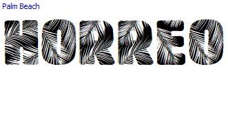 28款创意英文文字字体 打包合集 免费下载插图13