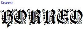 28款创意英文文字字体 打包合集 免费下载插图20