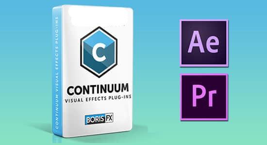 Ae/Pr视觉特效和转场BCC插件包Continuum 2021 v14.0.1.602 Win破解版插图