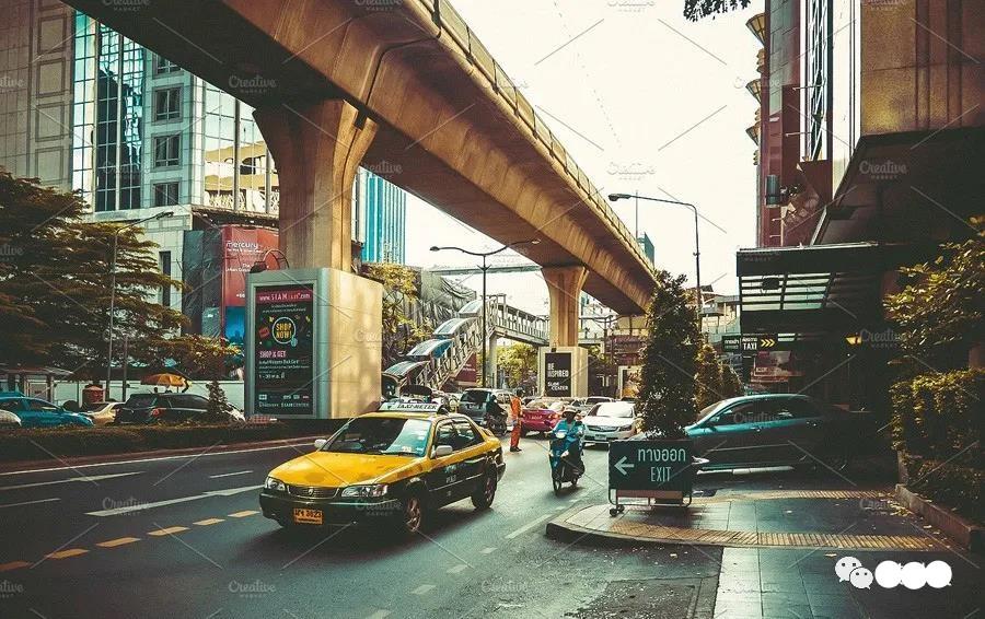 精选20款高级摄影师Morris Fayman 城市景观LOMO LR预设插图5