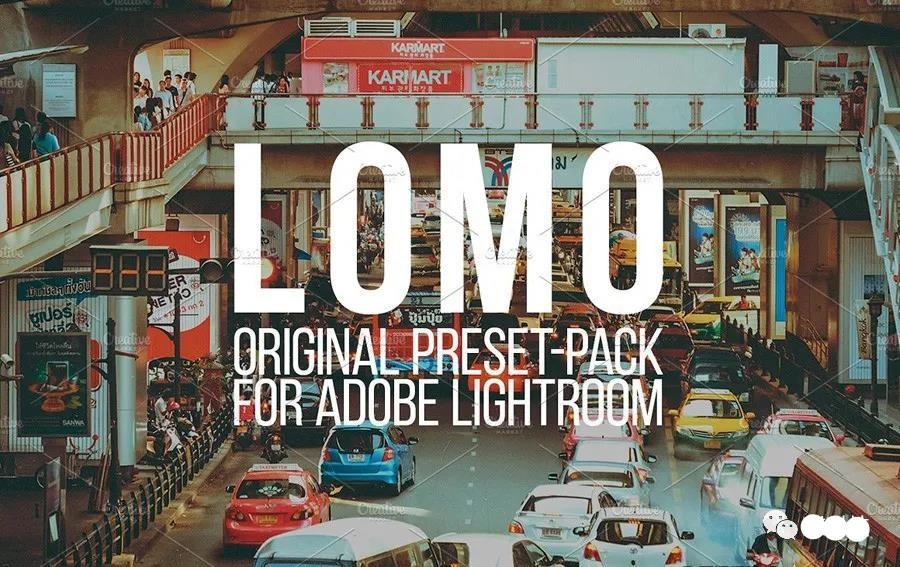 精选20款高级摄影师Morris Fayman 城市景观LOMO LR预设插图