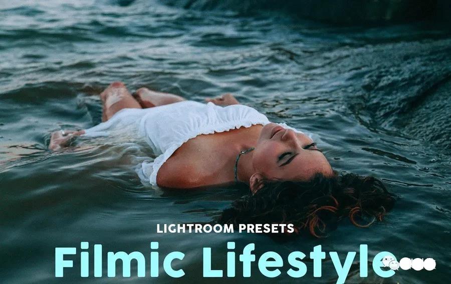 【预设】旅行电影胶片Lightroom预设 免费下载插图