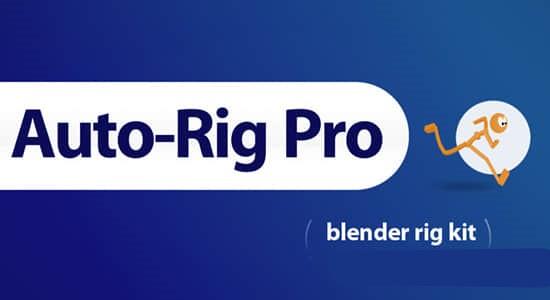 Blender插件-三维人物角色动作自动绑定工具 Auto-Rig Pro 3.58.19插图