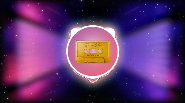 音乐素材-赛博朋克风格迪斯科循环音色歌曲元素 Disco Pop插图