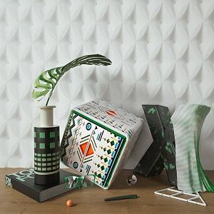 【模型】c4d盆栽花草 艺术摆件装饰品模型OC材质插图2
